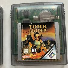 Gameboy Color Nintendo Game Boy Modul Tomb Raider Eidos