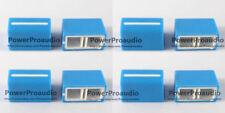 8pc Channel Crossfader Fader Cap Knob For RANE 57 TTM57 TTM57sl TTM57mk2(BLUE)