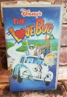 Walt Disney's The Love Bug VHS Video Tape Herbie Car Classic TBLO