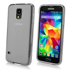 Samsung Galaxy s5 Froasted Design High Quality  soft  Case cover