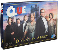 Hasbro Gaming Clue: Downton Abbey Edition Board Game Inspired by Downton Abbey