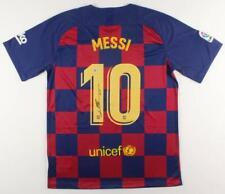 Lionel Messi Signed Barcelona Jersey