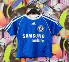 CHELSEA London Football Shirt Soccer Jersey Training Top Adidas 2006 Kids size M