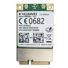 Huawei NEW  ME909u-521 LTE Cat4 Module FDD/DC-HSPA+/UMTS/EDGE Mini-PCIe 3G/4G