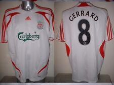 Liverpool Adidas Gerrard para hombre XL Lejos Camiseta Jersey Fútbol Inglaterra la