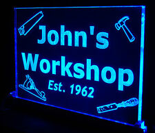Unique Personalised Birthday Gift - Bespoke Neon Style Sign, great product !