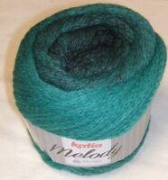 Melody Katia 100 g Fb. 208 Wolle Restposten Sonderpreis