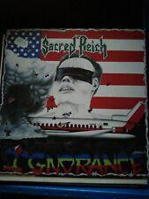 Lp Sacred Reich: Ignorance