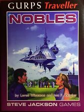 GURPS Traveller Nobles - Steve Jackson Games - NEW
