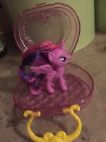 My Little Pony Purple In Carry Case