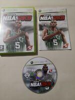 NBA 2K9 (Xbox 360) - Promo Copy - Game UK PAL USED Free shipping UK