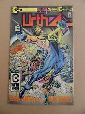 Urth4  2. N.Adams Cover . Continuity 1990 . FN / VF