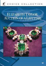 ELIZABETH TAYLOR: AUCTION OF A LIFETIME  Region Free DVD - Sealed