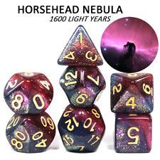 Horsehead  Nebula Concept Dice Set