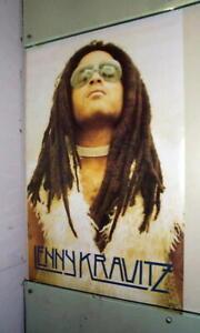 LENNY KRAVITZ Vintage Poster