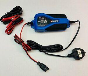 Shido DC1.0 12V Dual Lithium Battery Charger Fits Suzuki GSX 1100 S Katana 80-85
