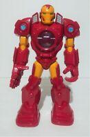 2015 Hasbro Playskool Heroes Mech Armor Iron Man 12 Inch Action Figure Loose