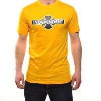 Independent Men's OGBC Printed T-Shirt - SS15: Gold