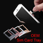 OEM Nano SIM Card Slot Tray Holder Replacement For Apple iPhone 6 USA NEW OEM
