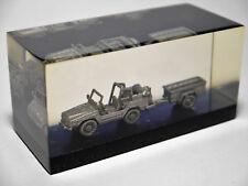 Kleinserie VW Iltis + Trailer - ROCO Minitanks (?) 1:87 / H0 in cast resin