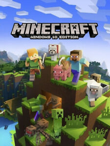 ✅ Minecraft Windows 10 Edition CD Key (Fast Delivery)