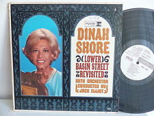 DINAH SHORE Lower basin street revisited Orchstra : JACK ELLIOT R6150 PROMO