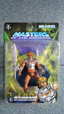 Battle Armor He-Man Mini Statue Staction Masters of the Universe MOTU NECA MOC