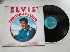 Elvis CHRISTMAS LP Album, 1970 CD Camden 1155.