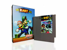 Super Mario Kart Fighter - Nintendo NES Game With Box