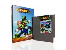 Super Mario Kart Fighter - Nintendo NES Game With Box