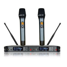 Professional Dual Wireless Microphone for Sennheiser Wireless Systems 2 Handheld