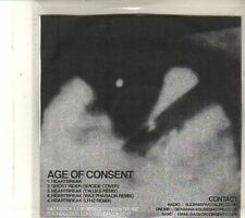 (DS24) Age of Consent, Heartbreak - 2012 DJ CD