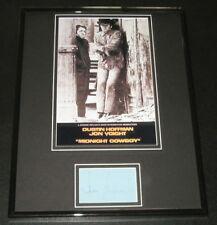John Schlesinger Midnight Cowboy Signed Framed 11x14 Photo Display JSA