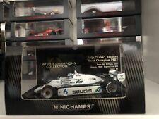MINICHAMPS 1/43 436820106 Williams Ford Cosworth FW08 Keke Rosberg 1982
