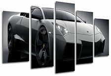 Cuadro Moderno Fotografico Coche Lamborghini Reventon, 165 x 62 cm ref. 26332