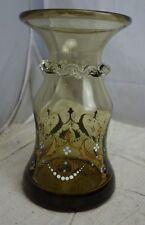 feine Glas Vase Theresienthal