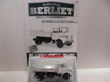 Camions miniatures gris Berliet