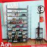 5/8/10 Tier Heavy Duty Storage Holder Cabinet Shelves Home Saving Shoe Rack