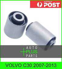 Fits VOLVO C30 2007-2013 - Rubber Suspension Bush For Rear Track Control Rod Kit