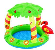 Bestway Swimmingpool Kinderpool UPF50+ Friendly Jungle Planschbecken Pool 52179