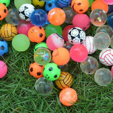 100pcs Super Bouncy Jet Balls Birthday Party Loot Bag Fillers Toys