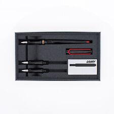 Set Penna Calligrafia Acciaio 33 pezzi i principianti adatta quattro penne in Ecopelle Marmo NUOVO