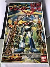 *Sealed 1998 Mazinger Z Tranzor Z Plastic Model Kit 70966 Nib BanDai Japan