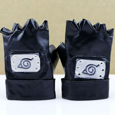 Naruto Kakashi Leaf Village Ninja Gloves Cosplay Prop Costume Collectibles Gift