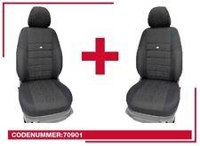 Sitzbezüge schwarz ATL VW POLO 1999