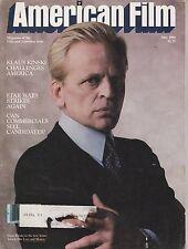 MAY 1980 AMERICAN FILM movie magazine KLAUS KINSKI - STAR WARS