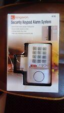 Security keypad alarm system