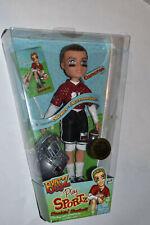 MGA Bratz Boy Play Sportz Football Cameron Sports, NEW in Package 245