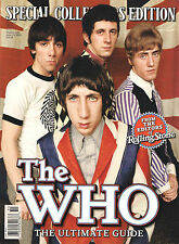 Rolling Stone THE WHO Ultimate Guide Special Collectors Edition 2015 Keith Moon