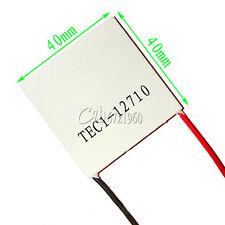 TEC1-12710 Heatsink Thermoelectric Cooler Cooling Peltier Plate Module